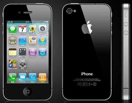 iPhone4ブラック