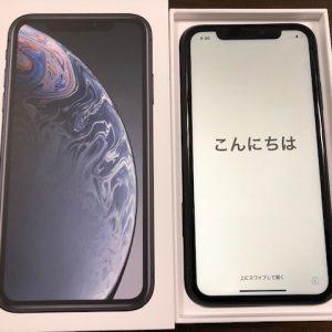 iphoneXR新品